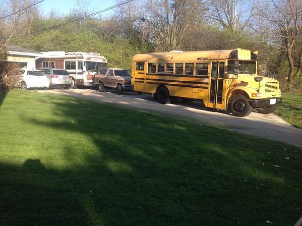 97 IH crown/carpenter short bus for sale - School Bus